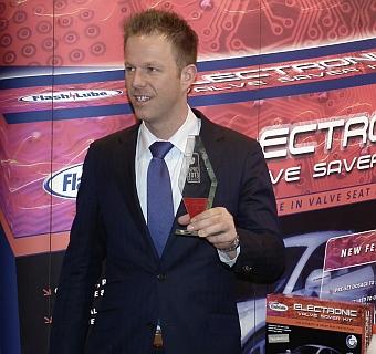 INPRO Award GasShow 2013 za kvalitní aditiva